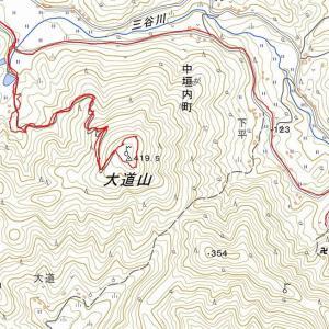 大道山へ散歩