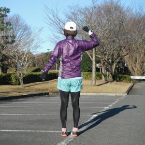 20キロ走 楽に走れません 疲労困憊