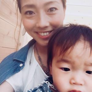 1歳小坊主との【母子2人旅行記!】〜part 1〜