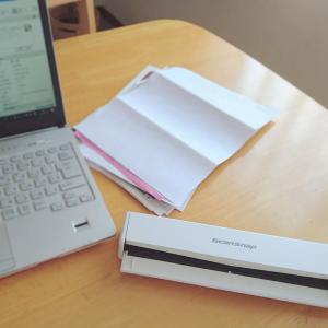 紙の保管方法の一つに!ScanSnapデジタル収納パートナー認定講座受講しました♪