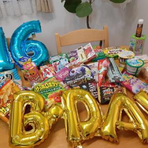【プライベート】息子、16歳の誕生日は三者面談でした!