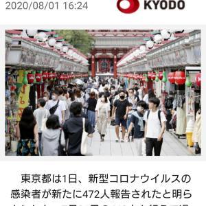東京終了!いや、日本も世界も