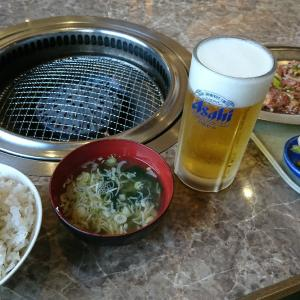 湯沢スノーリンクから至福のヒトリ焼肉。