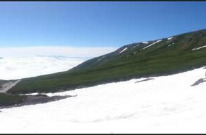 2年ぶりに標高三千メートルの世界へ。