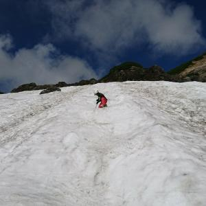 乗鞍大雪渓コブ祭り2021前夜祭。