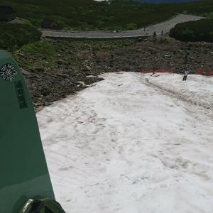 夏スノーボードさいこ~!!