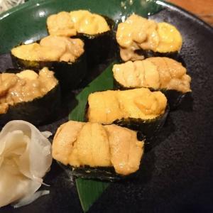 越後湯沢美味しい夜の部。