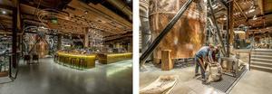 スターバックスのリサーブ ロースタリーが中目黒店で建設開始。オープンは2018年12月。