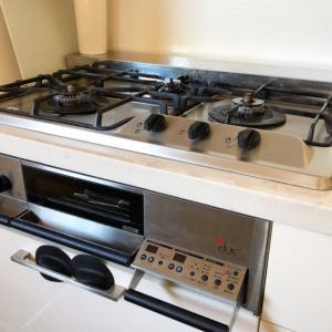 料理家のキッチンコンロの機能に驚き!