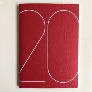 HP訪問に感謝!&2020スケジュール帳はコレにしました。