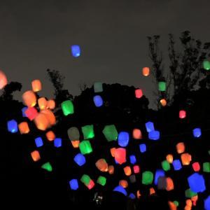 ランタンで幻想的な夏の夜を満喫!