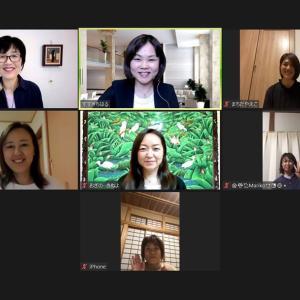 声と話し方オンライン講座の最終日
