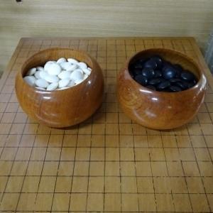 35年ぶりの囲碁