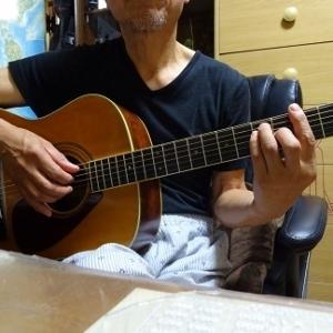 40年ぶりのフォークギター(10)