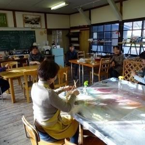 竹編みワークショップを開催しました