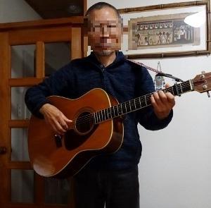 ギターの練習疲れ
