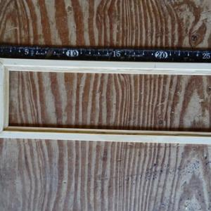 白竹で箸箱を作りました(2)