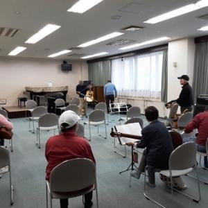 フォークソング教室一周年