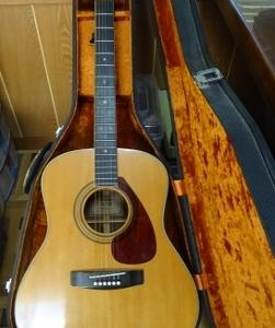 40年ぶりのフォークギター