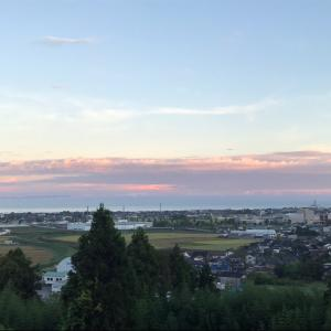 5:37の空(9月12日)