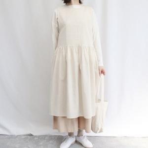 ※綿麻ジャンパースカート※