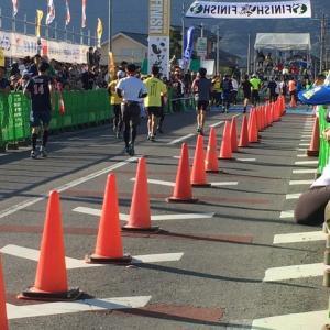 2019いびがわマラソンに初参加
