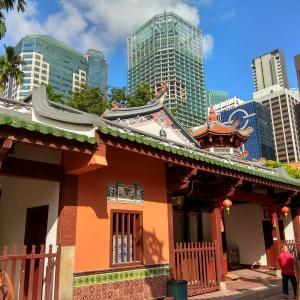 シンガポールのアイコン的寺院「シアン・ホッケン寺院(天福宮)」の紹介