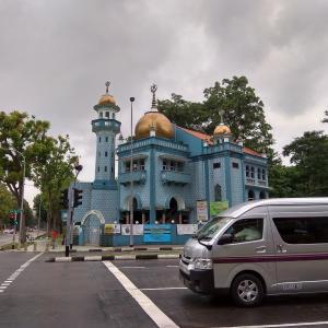 カンポン・グラムの美しき青きモスクを作ったマラバール・ムスリムについて