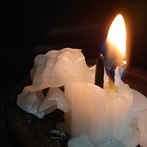 10日目のロウソクと祈祷性精神病