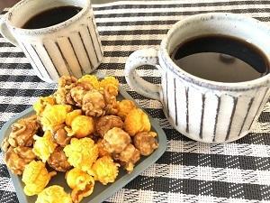 虫の音とホットコーヒー