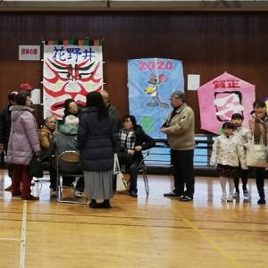 今年の凧揚げ大会