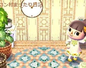 春の刺繍ワンピ☆マイデザイン