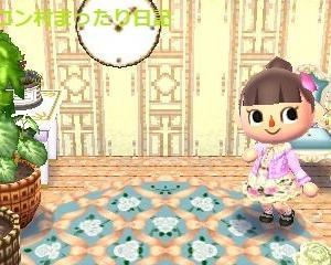 淡くて可愛いワンピ☆マイデザイン春と、お知らせ。