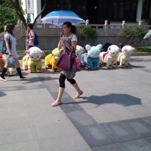 中国人生態研究:中国子供の遊具の巻(Let The Children Play_Santana)