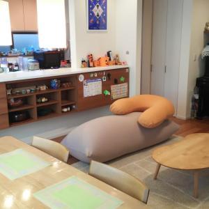 【ヨギボー×住友林業の家】話題の人をダメにするソファ買いました!【yogibo】