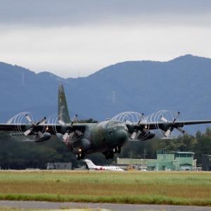 浜松基地航空祭2019前日