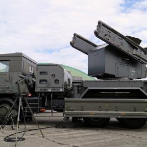 浜松基地航空祭2019 基地防空はお任せ