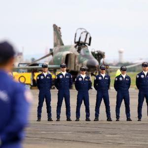 浜松基地航空祭2019 ブルー展示開始
