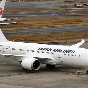 年末の羽田空港 ANA最後の・・・