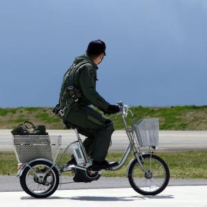 4月の遠征は松島 最後はF-2Bを遠目に