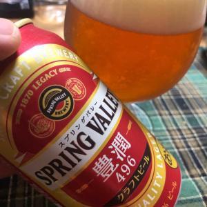 スプリングバレー 豊潤496 【キリンビール】