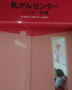 乳がん検診とピンクリボン運動。