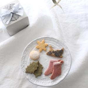 【Christmas Cookie Box2019 】&『海の近く』12+1号おやつ掲載♪