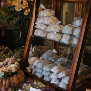 本日(2020/10/21) 寒川 tsumugi.さんにてお菓子の販売イベント始まりました!