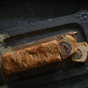 季節のケーキ【栗のパウンドケーキ】を 11月3日(火)21:00ごろご案内いたします!