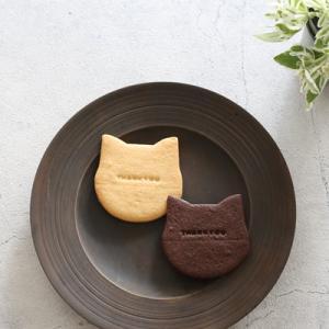 直径8㎝!【白×黒シルエット猫ちゃん】はweddingのプチギフトに♡奈良県からのご注文
