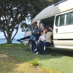 【ニュージーランド 結婚と財産と命をかけたサバイバルの旅1 ビザなし!?罰金編】