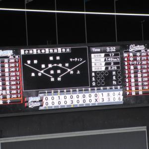 20年8月11日(火) M-F戦結果