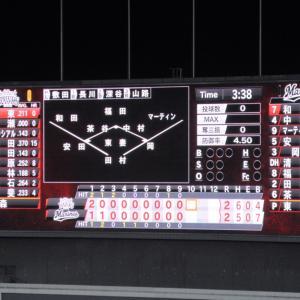20年8月19日(水) M-H戦結果
