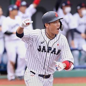 東京五輪1次L① JPN-DOM (21.7.28)